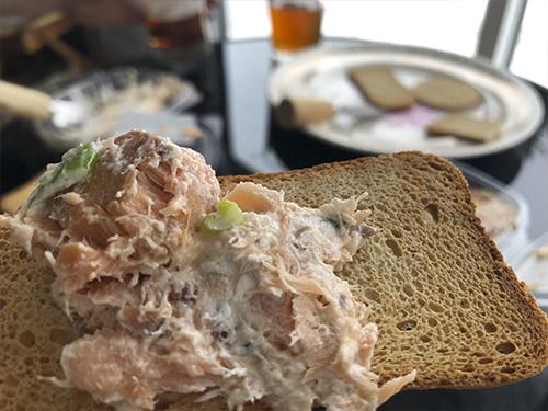 Épicerie - Boucherie R. St-Gelais - Mousse au saumon